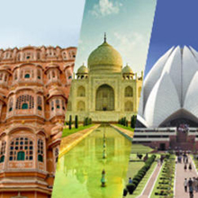 06 Day Golden Triangle Tour