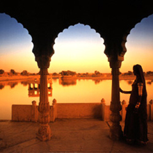 Rajasthan with Golden Triangle Tour